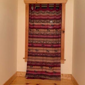 Boho Curtain